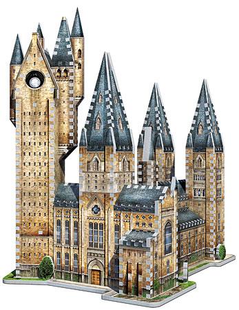 3D Puzzle - Harry Potter - Astronomieturm
