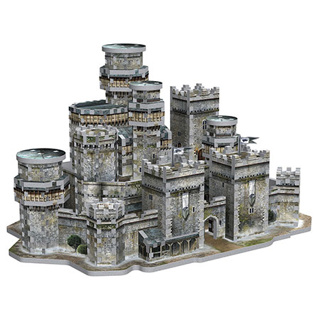 3D Puzzle - Winterfell - Game of Thrones
