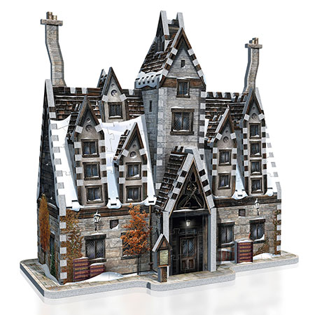 3D Puzzle - Harry Potter - Hogsmeade Gasthaus Die drei Besen