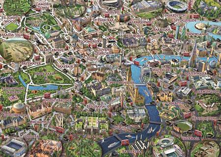 sehenswurdigkeiten-von-london-auf-einer-karte