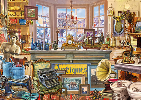 Albert´s Antiquitätenladen