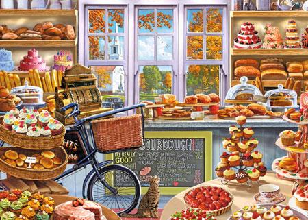 Bunte Bäckerei
