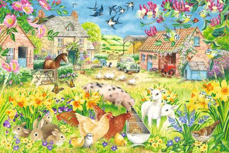 Farmtiere