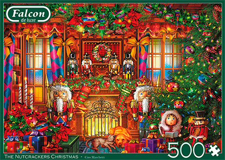 Weihnachten mit den Nussknackern