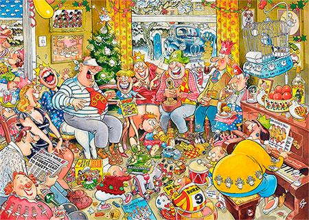Zwölf Tage Weihnachten