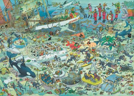 Unterwasserwelt 1000