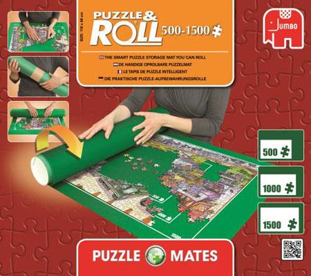 Puzzlematte Puzzle & Roll bis 1500 Teile