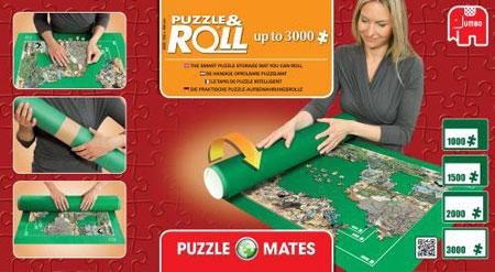 Puzzlematte Puzzle & Roll bis 3000 Teile