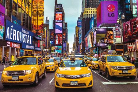Taxi Parade