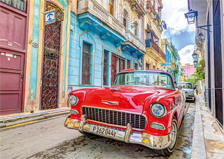Gassen von Havanna