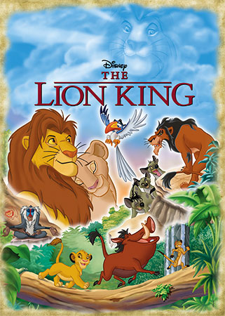 Disney Classic Collection - König der Löwen