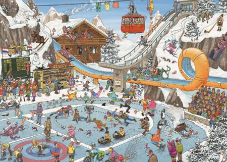 Die Winterspiele