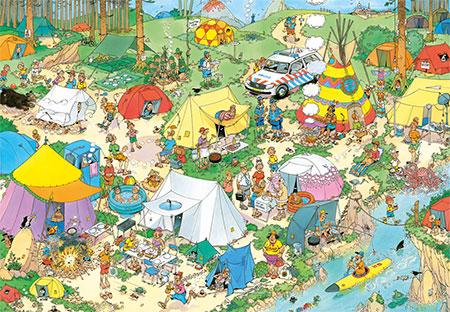 Camping im Wald (2000)