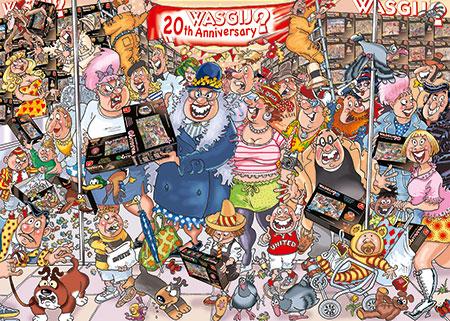Wasgij Original 27 - 20 Jahre Wasgij
