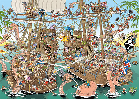 Zeitgeschichte - Piraten