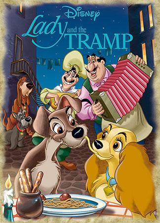 Disney Classic Colletion - Susi und Strolch