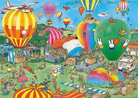 Hurra, Miffy 65 Jahre Jubiläum