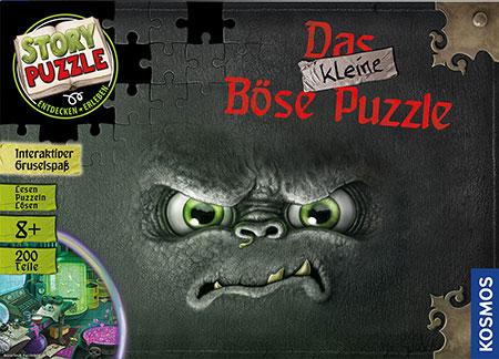 Story Puzzle - Das kleine böse Puzzle