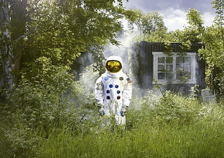 der-astronaut-im-garten