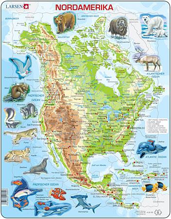 physische-karte-nordamerika-mit-tieren