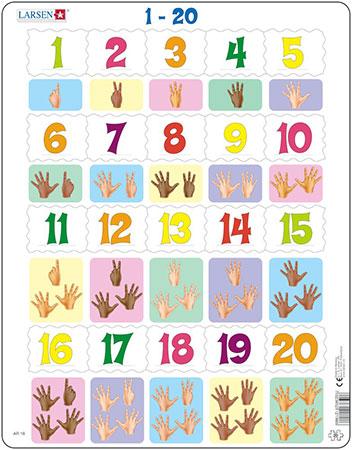 Zahlen 1-20