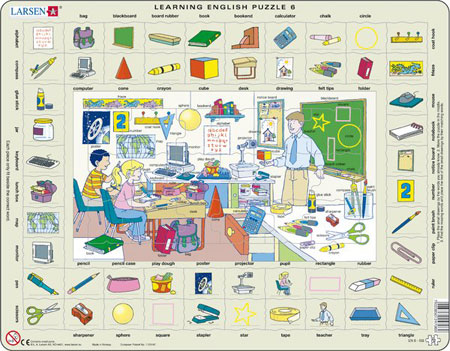 Learning English 6