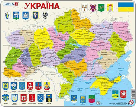 politische-karte-ukraine