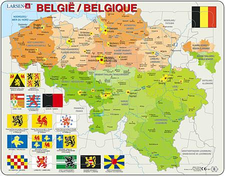 politische-karte-belgien