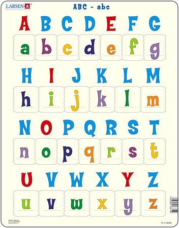 ABC - abc Puzzle