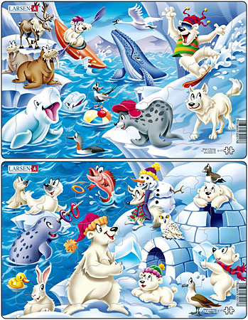 arktische-tiere