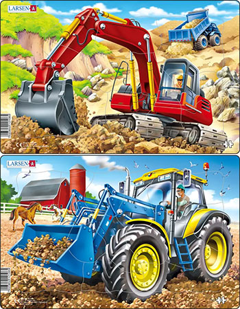 Traktor & Bagger