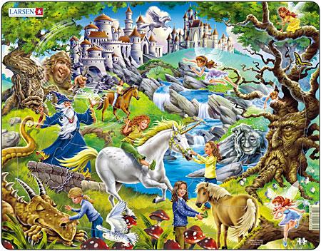 Phantasie - Welt