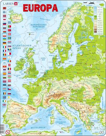 europa-physisch