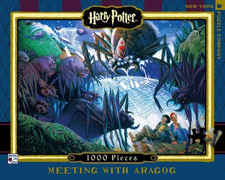 Harry Potter - Treffen mit Aragog
