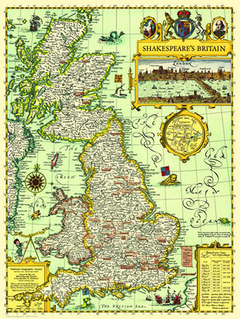 Shakespeare´s Britain