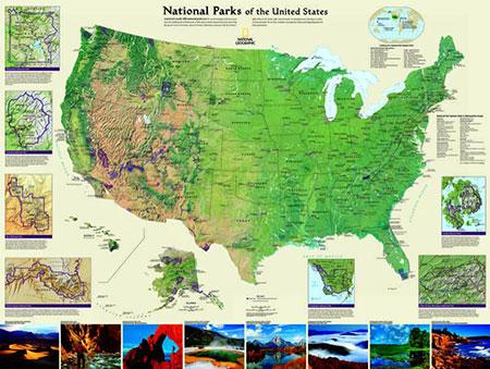 national-parks-in-den-usa