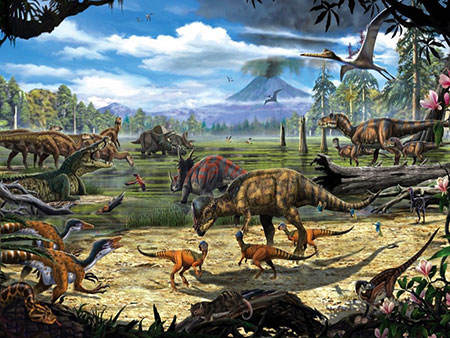 National Geographic - Dinosaurier am Ufer,
