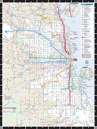 metrokarte-chicago, 12.99 EUR @ puzzle