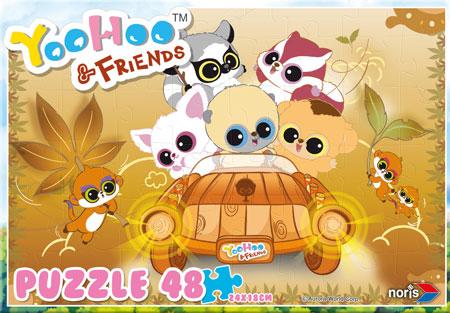Yoohoo and Friends - Herbst