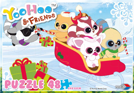Yoohoo and Friends - Winter
