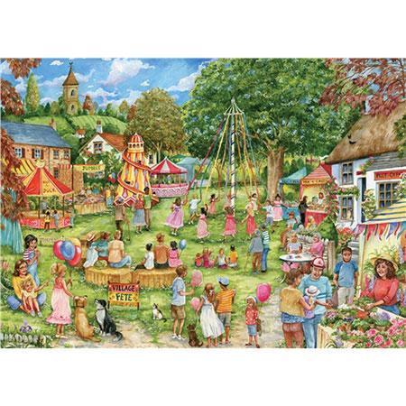 Auf dem Dorffest