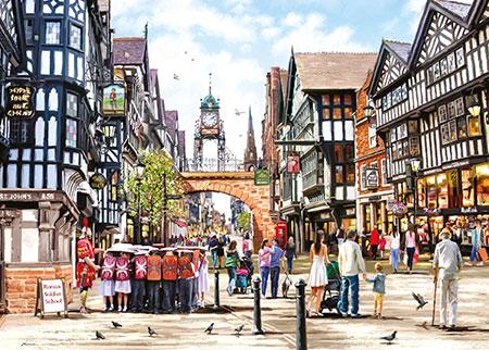 Stadt Chester