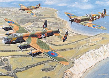 Luftkampf über England
