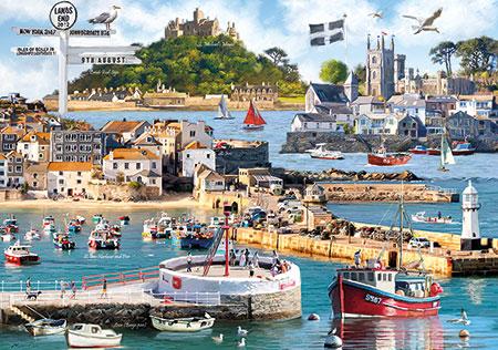 Sehenswürdigkeiten von Cornwall