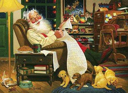 Santas Liste