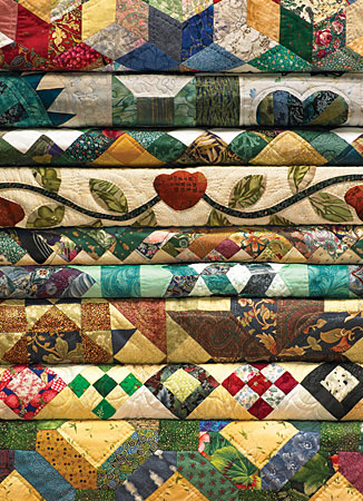 Großmutters Quilts