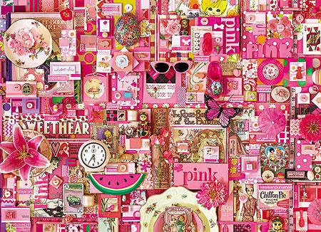 Regenbogenprojekt - Pink