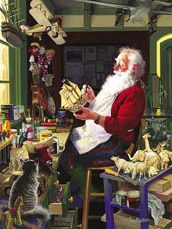Santas Werkstatt