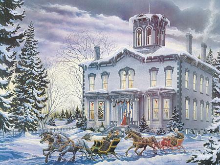 Weihnachten in Kilbride