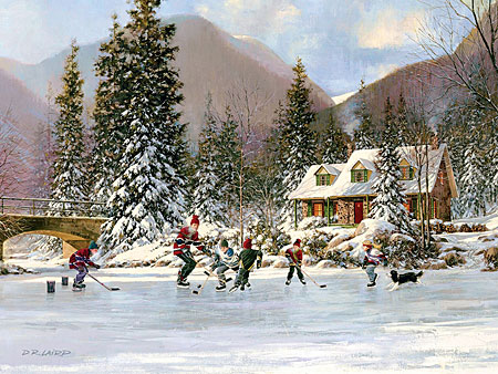eishockey-auf-dem-gefrorenen-teich